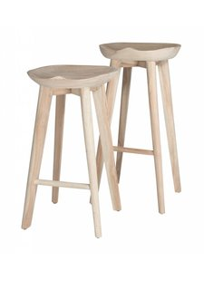 Uniqwa Furniture Tabouret de bar 'Tracteur' - Uniqwa Furniture