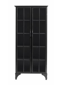 Nordal Downtown Library Industrial metal - black - Nordal