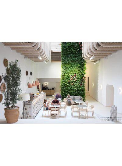Gatzara Suites in Ibiza: a white haven of joy and abundance desiged by Estudio Vila 13 - Seen on Petitepassport.com