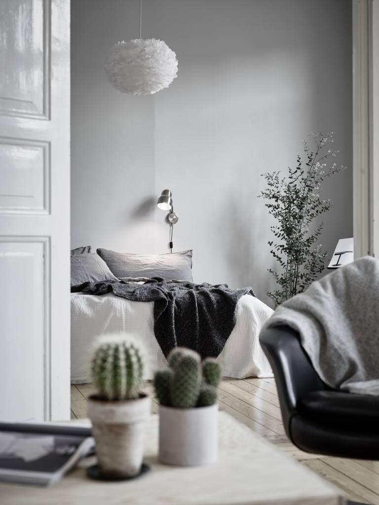 """Vita Copenhagen Suspensión EOS """"Plumas"""" - 45 cm - Blanco - Vita Copenhagen"""
