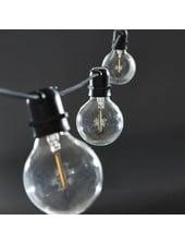 House Doctor Chaìne de lumières 'Function' - intérieure et extérieure - 10,2m - Noir - House Doctor
