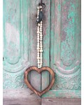 MaduMadu Love Mala Naturel - cœur 32x30cm - MaduMadu
