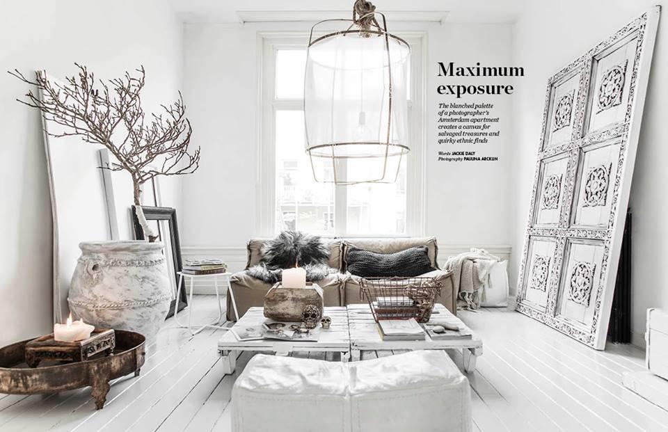 Design Ay Illuminate : Ay illuminate z1 pendant lamp in bamboo and white cotton cover Ø