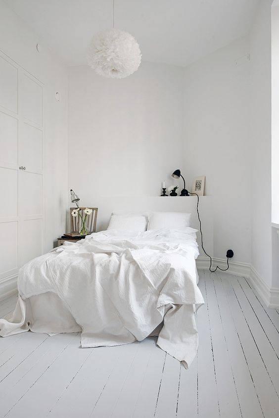 Vita Copenhagen Suspension plume EOS - Ø45cm - blanc - Vita Copenhagen