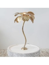 Zenza Table lamp Palm Tree Gold - Ø40x65cm - Zenza