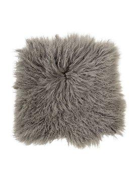 Bloomingville Seat Cover / Cushion Mogolian Sheepskin - beige - Bloomingville