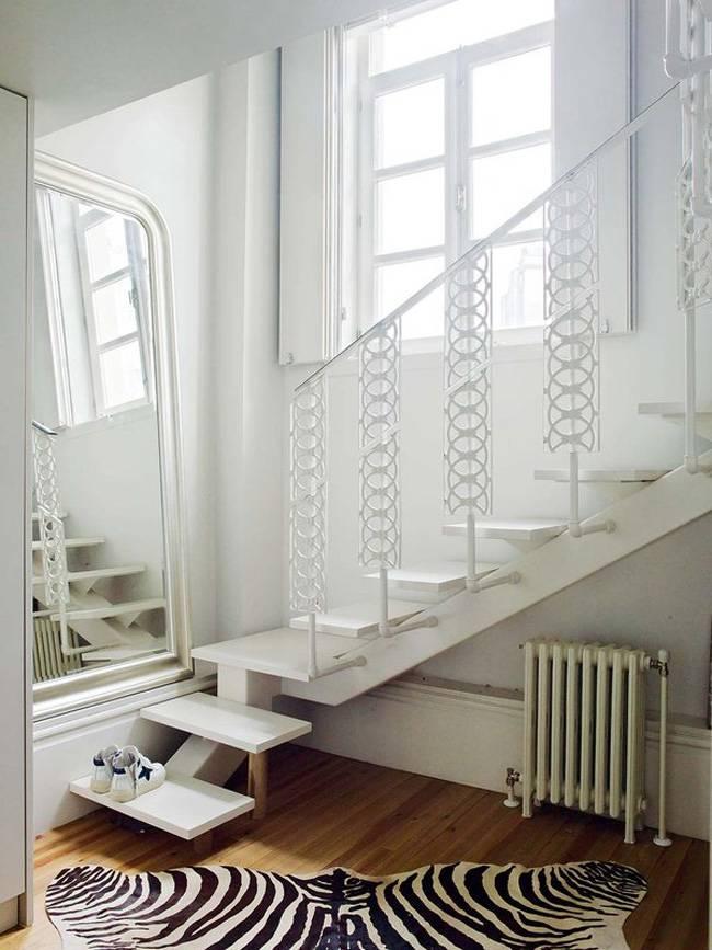 Vibrations parisiennes en Espagne - Un mix de Art Deco, Vintage et Scandinavian Ethnique par Ramisa Projects & Fun