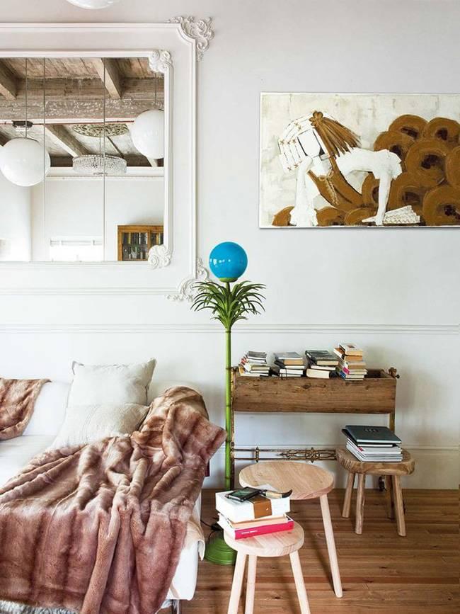 Esta temporada, añadimos a nuestra mezcla favorita de estilos (Escandinavo Étnico, Industrial y Vinatge) un toque de Art Deco - visto en Pinterest - Copy