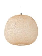 Ay Illuminate Lampe Suspension Bambou PLUME mini - Naturel - Ø38 cm - Ay illuminate