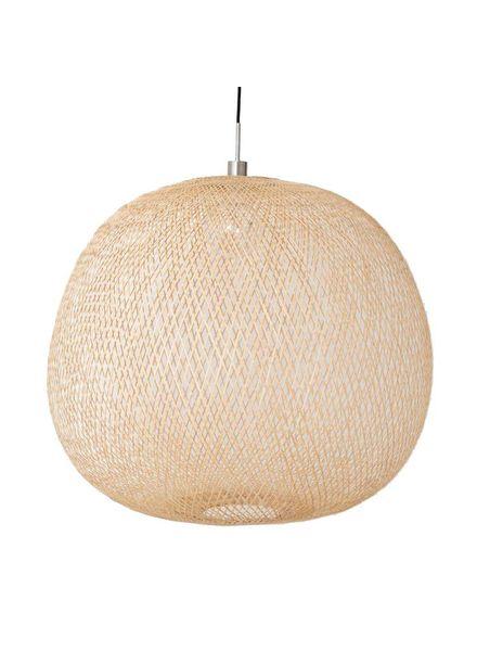 Ay Illuminate Lámpara de bambú PLUME mini - Ø 38 cm - Ay illuminate