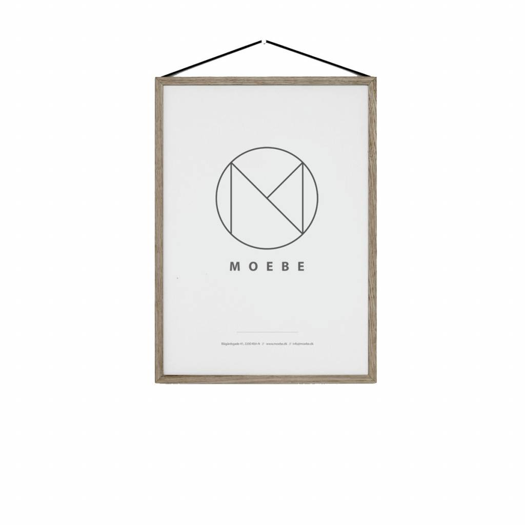 Moebe Cadre en bois de chêne - A3 - MOEBE