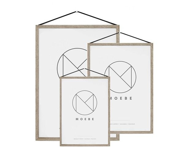 Moebe Marco de roble - A4 - MOEBE