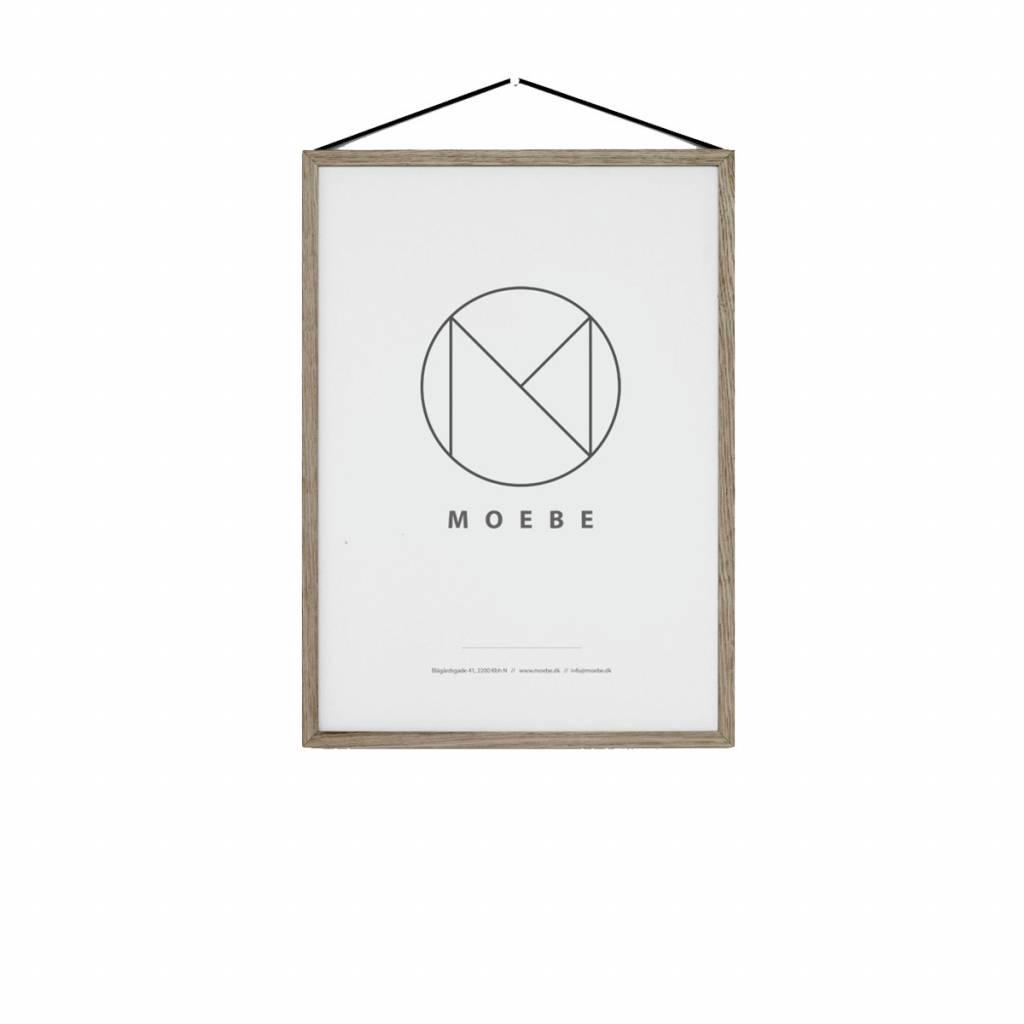 Moebe oak frame - A4 - MOEBE