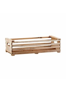 House Doctor wooden crate - 18xh4,8 - House Doctor