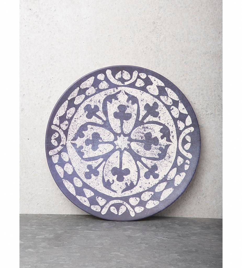 Urban Nature Culture - UNC Plato azulejo Europeo - Ø30cm - UNC