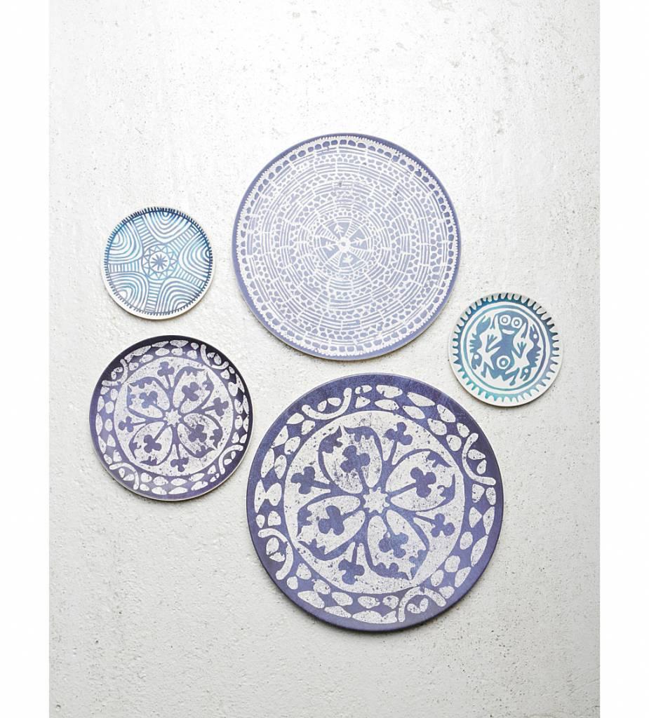 Urban Nature Culture - UNC Plate European Tile - Ø18cm - UNC