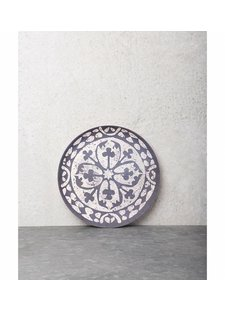 Urban Nature Culture - UNC Plato azulejo Europeo - Ø18cm - UNC