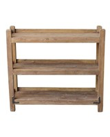 Evenaar Wooden kitchen rack - 90x34x76cm - Evenaar