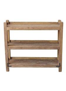 Evenaar Wooden kitchen rack - 90x34x76cm - Evenaar