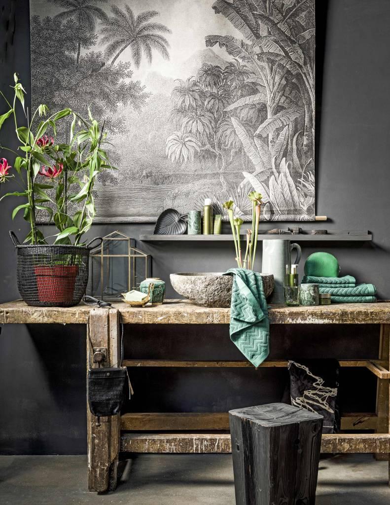 de retour de vacances avec une d co tropicale juste superbe vu sur vt wonen petite lily. Black Bedroom Furniture Sets. Home Design Ideas