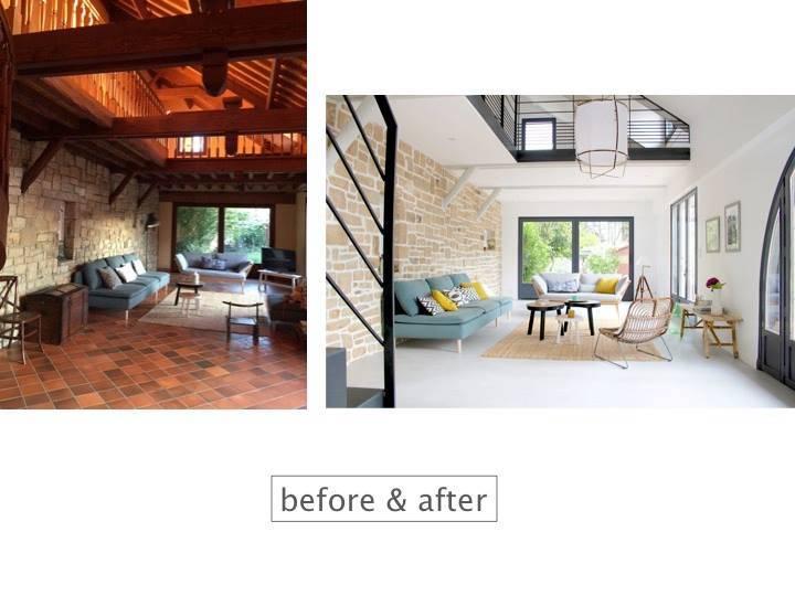 Mira este resultado impresionante antes/después del diseño de interiores realisado por nuestro ciente Into Interior Design