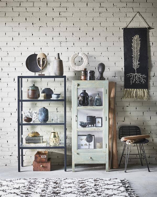 HK Living Tapis Berbère blanc - 120x180 cm - HK Living