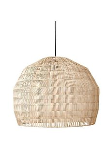 Ay Illuminate Natural rattan Nama3 suspension Ø72cm - Ay Illuminate