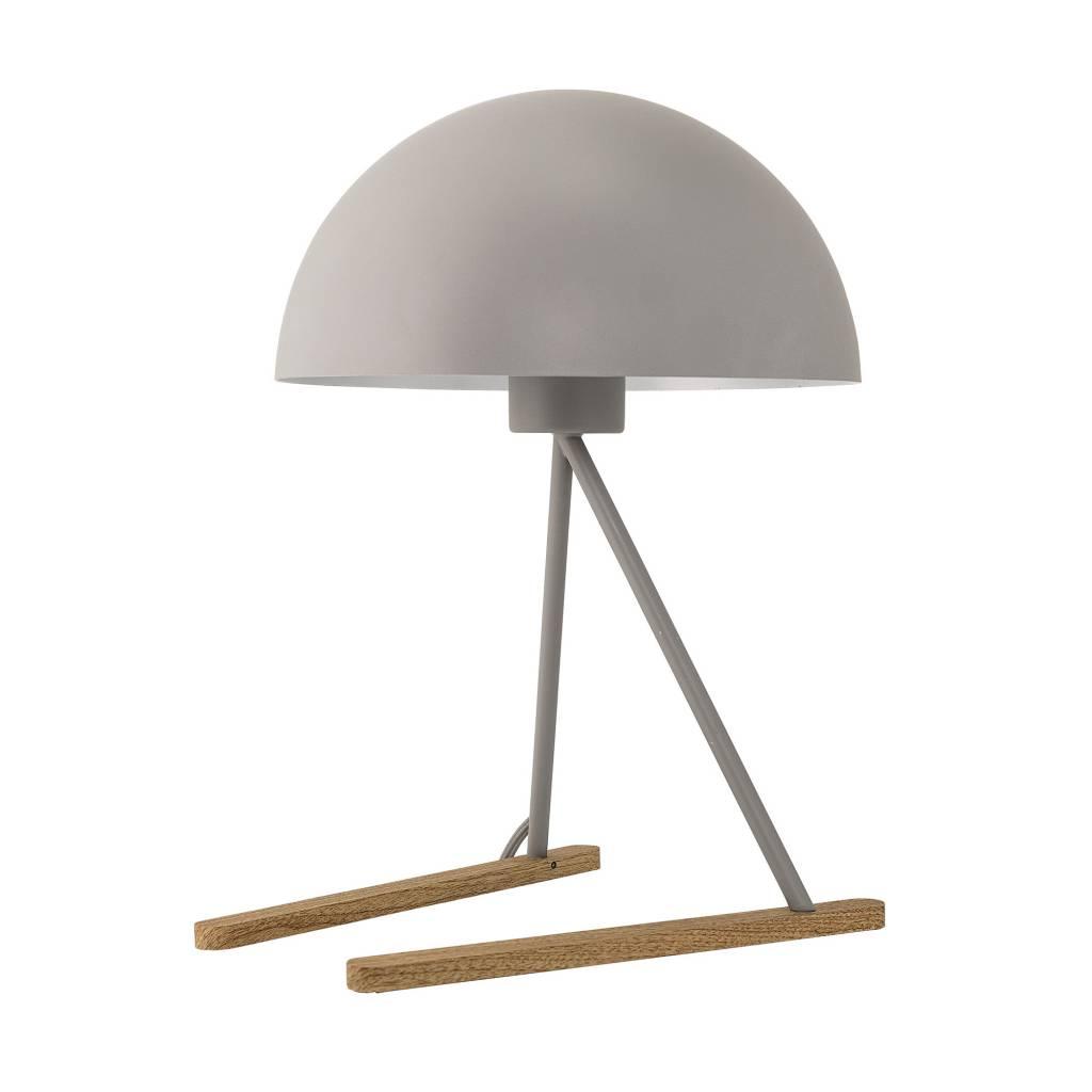lampe de bureau tripod avec fini or bross 35xh40 cm bloomingville petite lily interiors. Black Bedroom Furniture Sets. Home Design Ideas