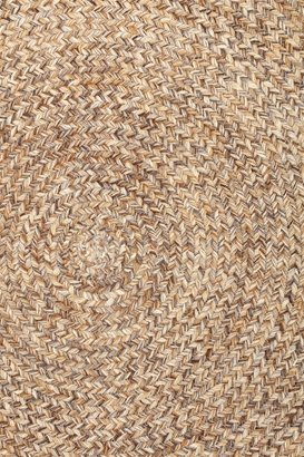 Bloomingville Alfombra lana - Natural - Ø120cm - Bloomingville