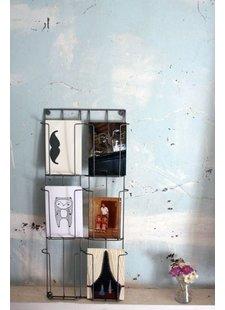 Evenaar Magazine rack - 97x53x4cm - Evenaar