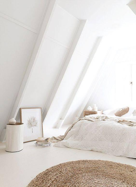 les tapis ronds aux tons (chauds) naturels sont tendance... et nous adorons voir de plus en plus de ce type de tapis dans tous types d'intérieur.