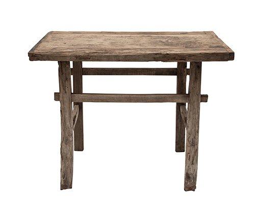 Console table Vintage - 102x45xh81cm - unique product - elm wood