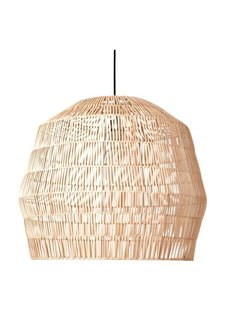 Ay Illuminate Natural rattan Nama2 suspension Ø58cm - Ay Illuminate