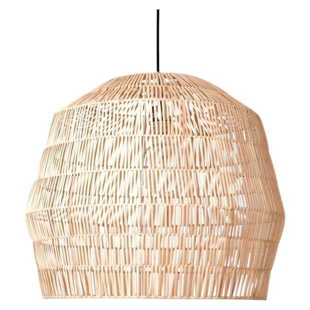 ay illuminate suspension nama2 rotin naturel 58cm ay illuminate petite lily interiors. Black Bedroom Furniture Sets. Home Design Ideas