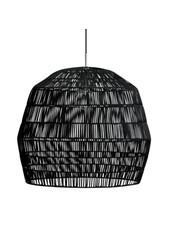 Ay Illuminate Suspension Nama2  - rotin noir - Ø58cm - Ay Illuminate