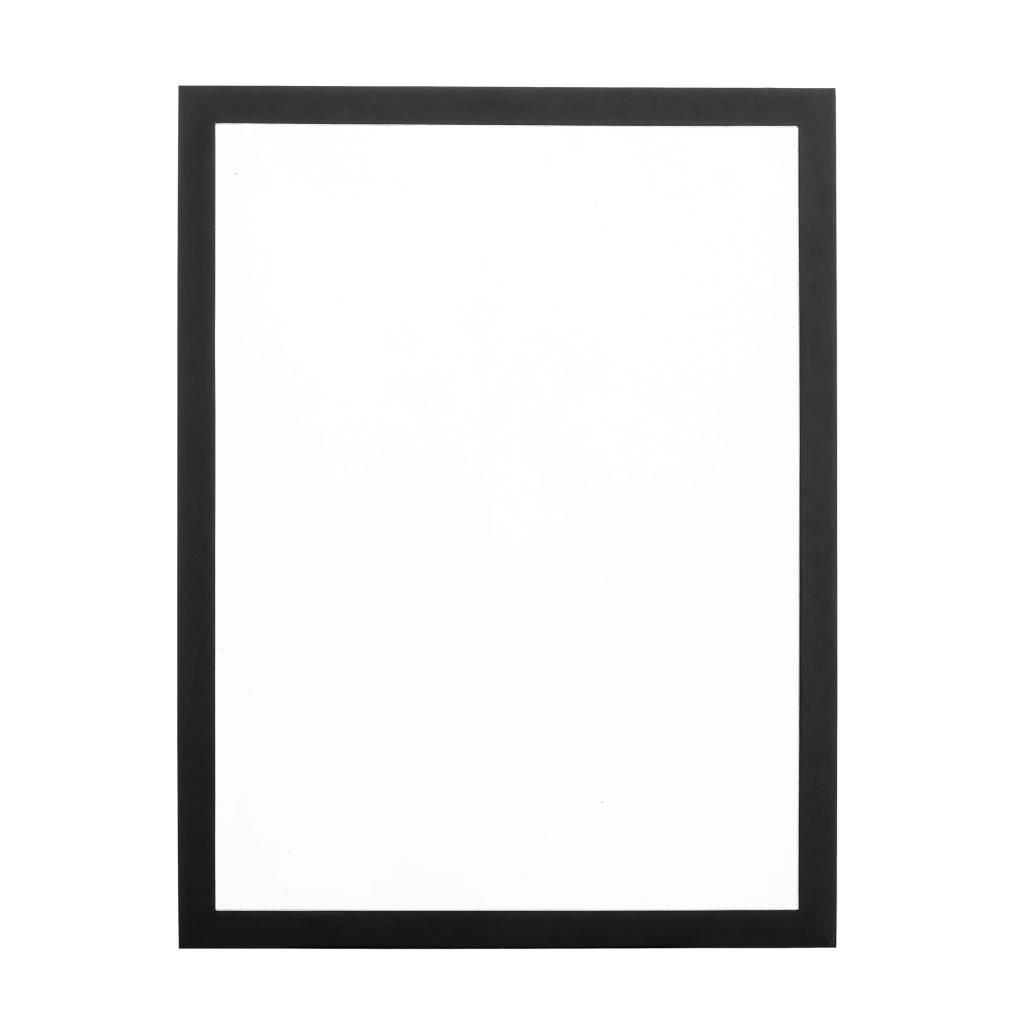 bloomingville cadre en bois de paulownia h40x30cm noir. Black Bedroom Furniture Sets. Home Design Ideas
