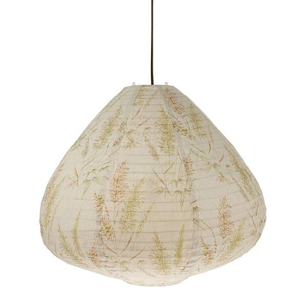 HK Living Lampara / Lanterna Vintage de Algodón - Ø65cm - HK Living