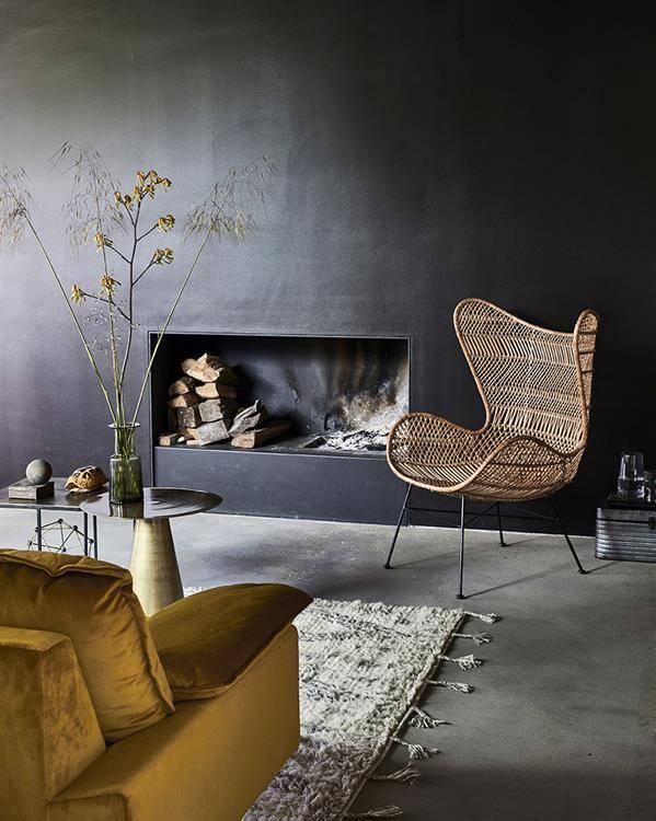 HK Living Alfombra Bereber - 180x280cm - HK Living