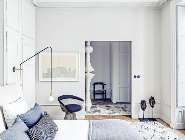 Le plus bel appartement Français au Monde! Pour Vogue Living, c'est une certitude.