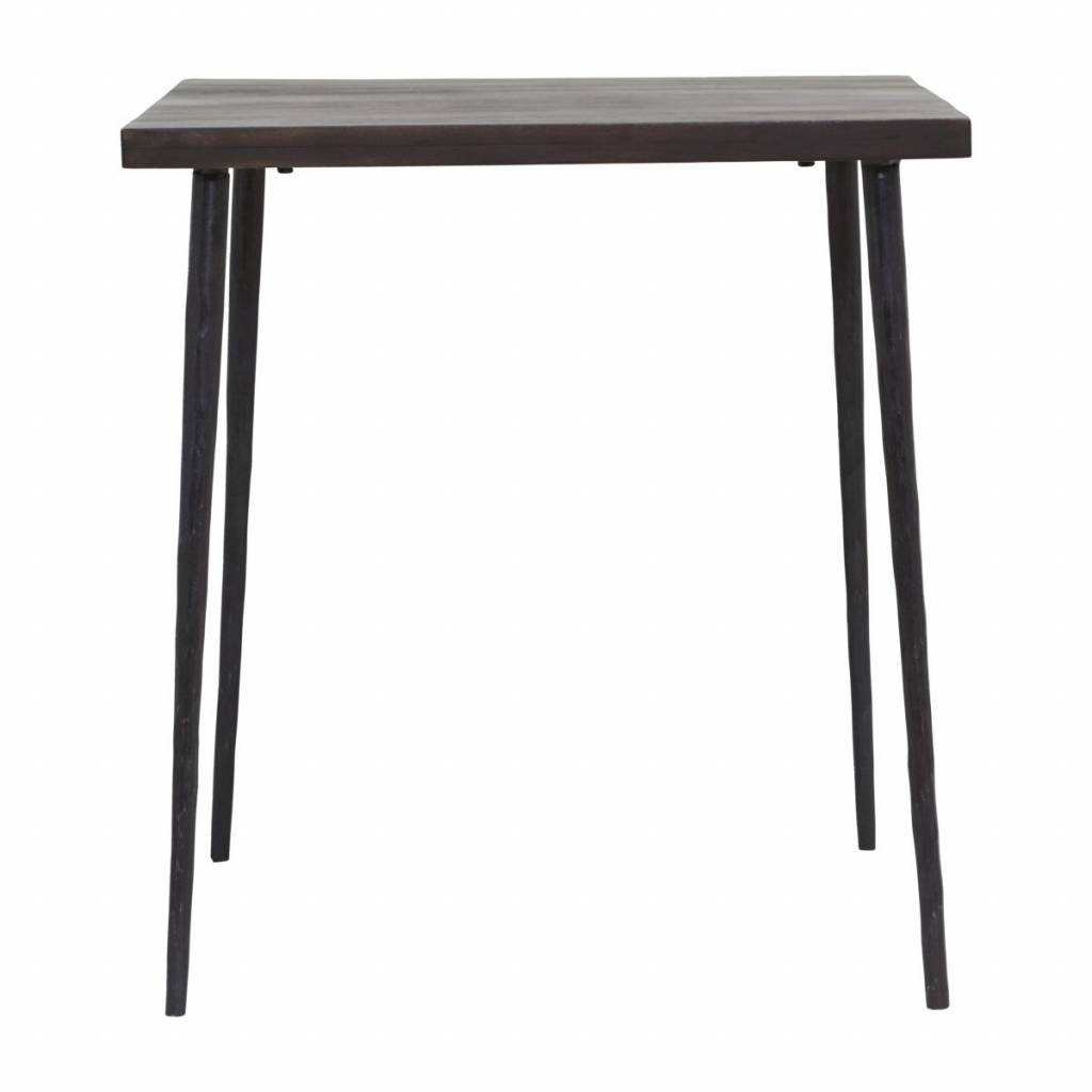 House Doctor Dining room table - Wood - 70x70xh76cm - House Doctor