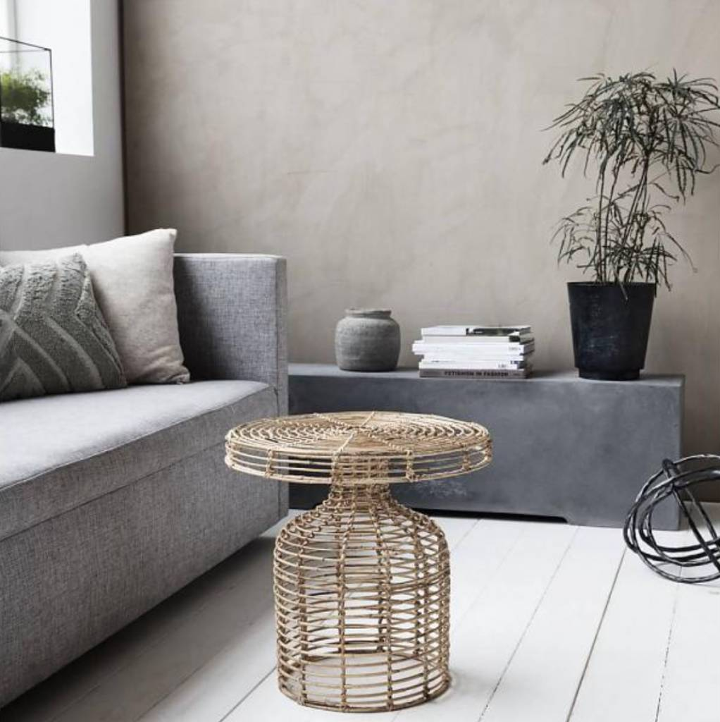 House Doctor Side table 'Nature' - Natural - House Doctor
