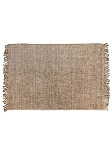 HK Living Tapis  toile de jute - naturel - 200x300cm - HK Living