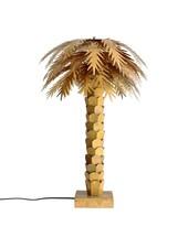 HK Living Lampe de table Palmier en laiton - Ø45x68cm - HK Living