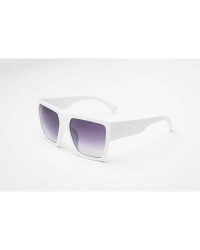 GADGERS SQUARED White/Purple Fade