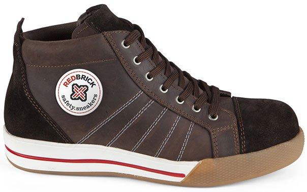 Redbrick werkschoenen Redbrick Smaragd Sneaker