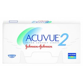 Johnson & Johnson Acuvue 2 6-pack