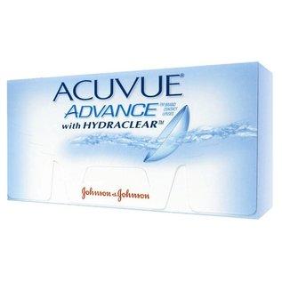Johnson & Johnson Acuvue Advance 6-pack