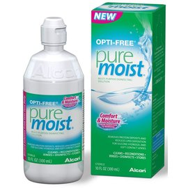 Alcon / Ciba Vision Opti-free Pure Moist 300ml