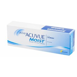 Johnson & Johnson 1 Day Acuvue Moist 30-pack