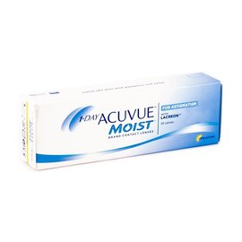 Johnson & Johnson 1 Day Acuvue Moist para Astigmatismo 30-pack